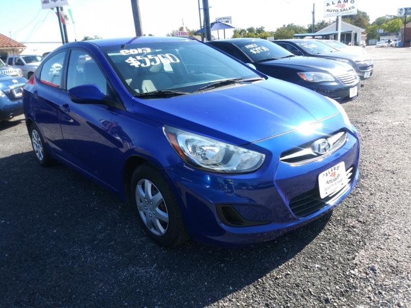 Hyundai Accent 2013 price $5,500