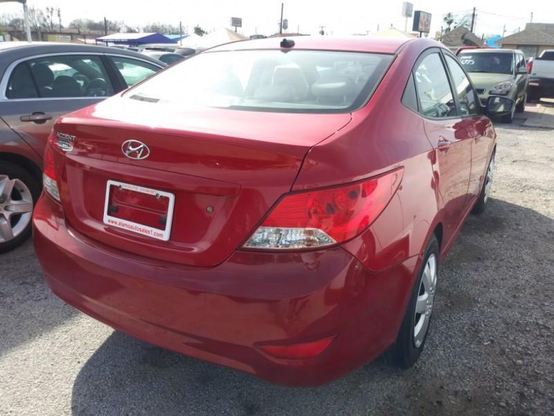 Hyundai Accent 2013 price $5,950