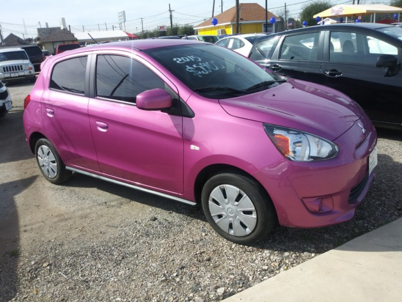 Mitsubishi Mirage 2015 price $5,900