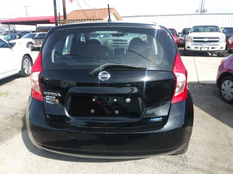 Nissan Versa Note 2014 price $5,400