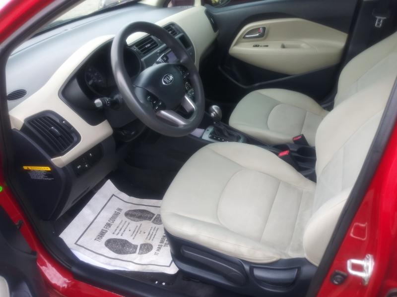 Kia Rio 2013 price $5,800