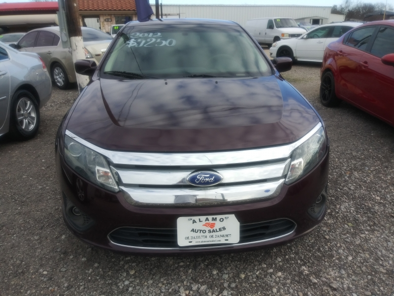 Ford Fusion 2011 price $5,250