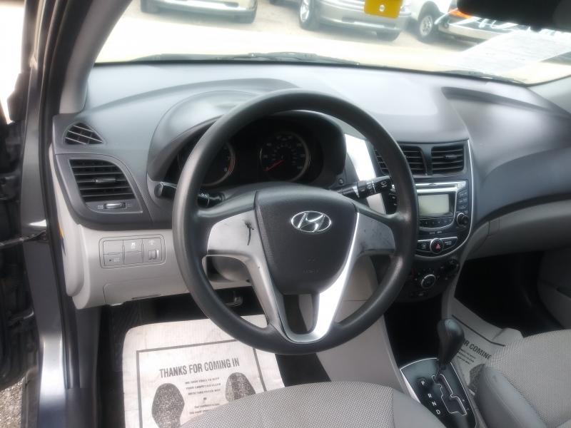 Hyundai Accent 2013 price $6,200