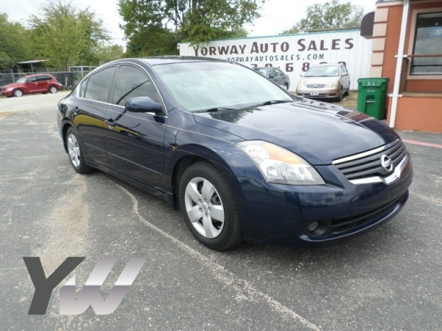 2007 Nissan Altima 25 S Inventory Yorway Auto Sales Inc Auto