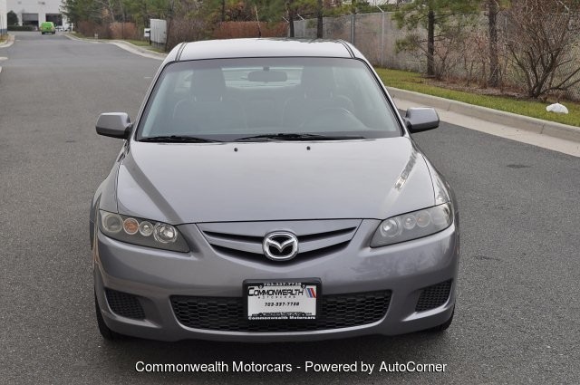 2008 Mazda Mazda6 4dr Sdn Auto I Sport Ve Showtime Used Cars