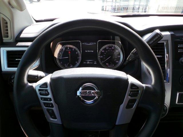 Nissan Titan 2017 price $29,995