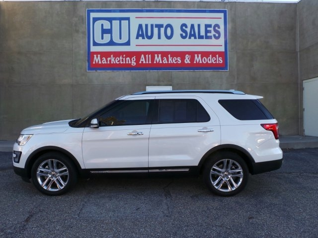 2017 Ford Explorer Limited Cu Auto Sales Auto Dealership In