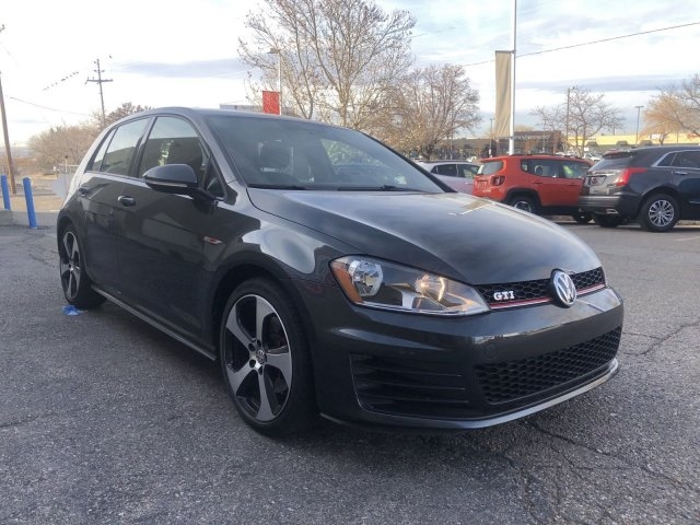 Volkswagen Golf GTI 2016 price $18,495