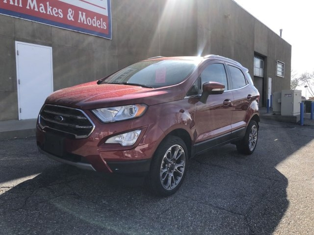 Ford EcoSport 2018 price $19,995