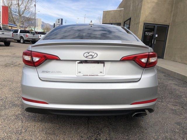 Hyundai Sonata 2017 price $16,495