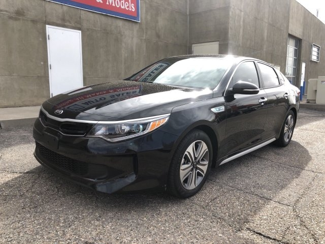 Kia Optima Hybrid 2018 price $22,995