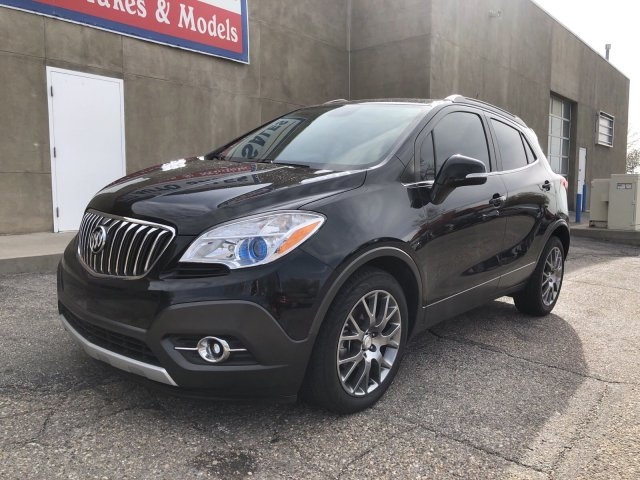 Buick Encore 2016 price $18,495