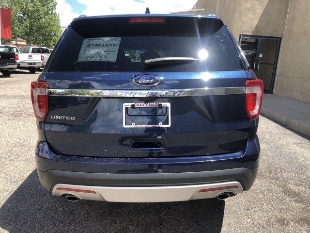 Ford Explorer 2016 price $28,995