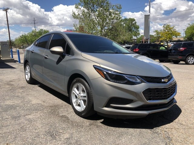 Chevrolet Cruze 2018 price $16,495