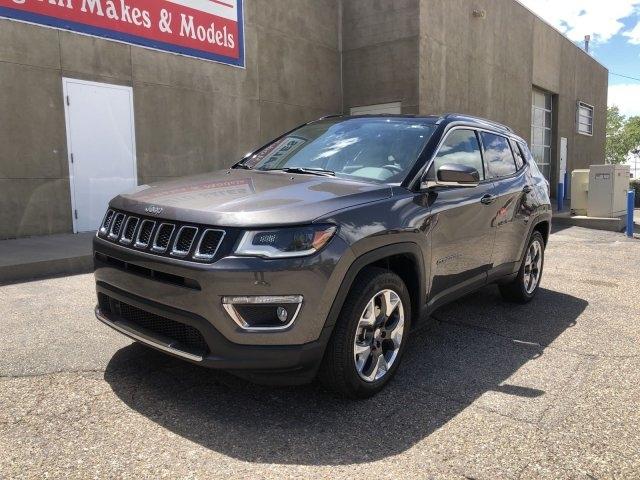 Jeep Compass 2018 price $20,995