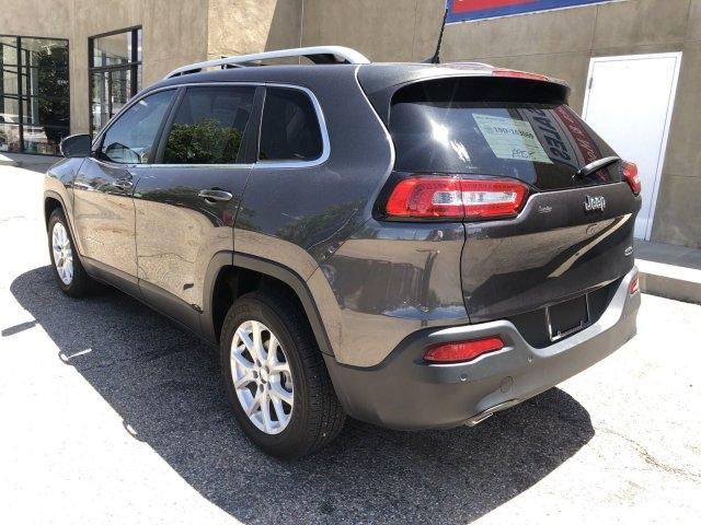 Jeep Cherokee 2018 price $21,495