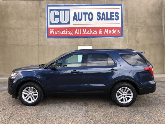 Ford Explorer 2016 price $18,495