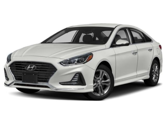 Hyundai Sonata 2018 price $18,495