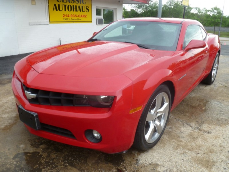 Chevrolet Camaro 2012 price $11,995