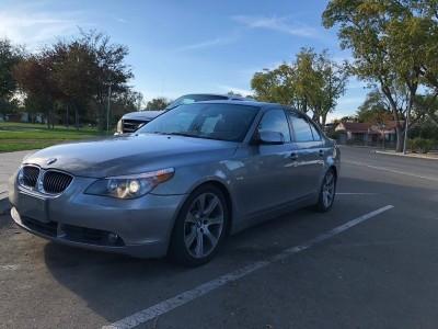 BMW 545 2004