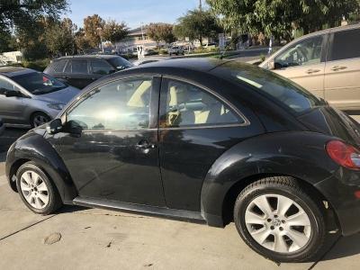 Volkswagen New Beetle Coupe 2009