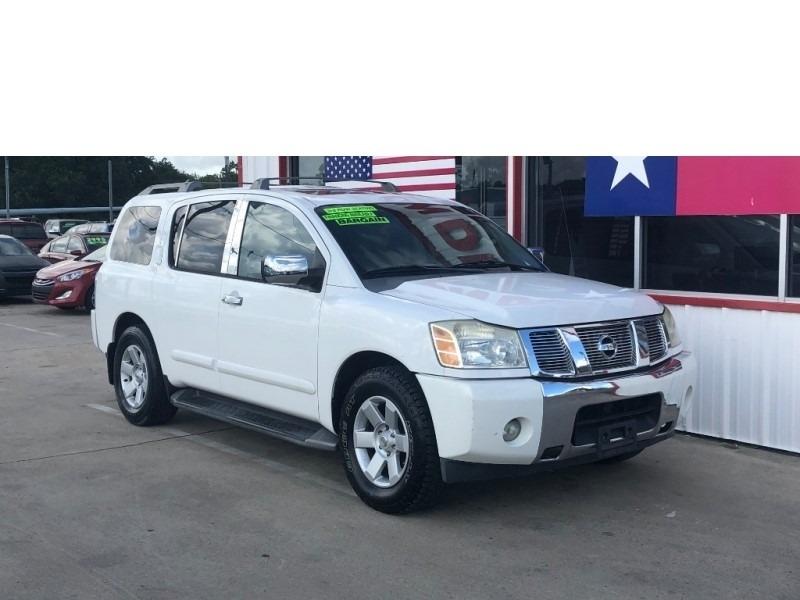 Nissan Armada 2004 price $4,995