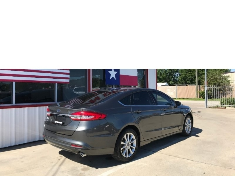 Ford Fusion 2017 price $12,995