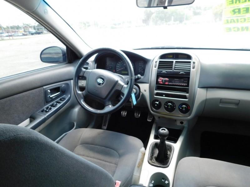 Kia Spectra 2006 price $3,995
