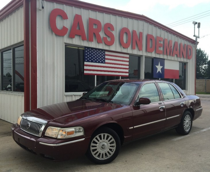 2007 mercury grand marquis 4dr sdn ls ultimate inventory auto 4 less auto dealership in. Black Bedroom Furniture Sets. Home Design Ideas