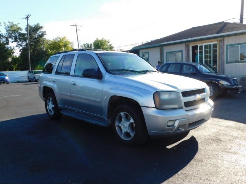 Chevrolet TrailBlazer 2006 price $3,295