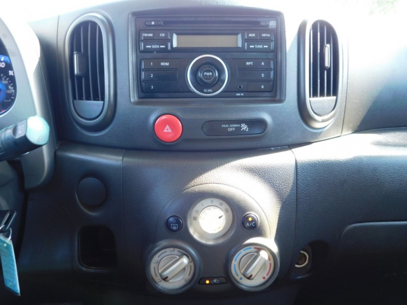 2009 Nissan Cube 5dr Wgn I4 Cvt 1 8 Krom Inventory Auto 4 Less