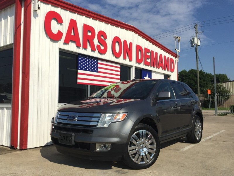 2010 Ford Edge 4dr Limited Fwd Inventory Auto 4 Less