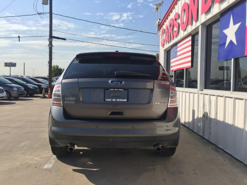 2010 Ford Edge 4dr Limited FWD - Inventory   Auto 4 Less   Auto dealership in pasadena, Texas