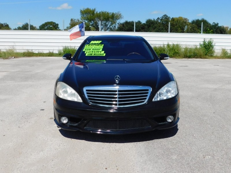 Mercedes-Benz S-Class 2007 price $29,995
