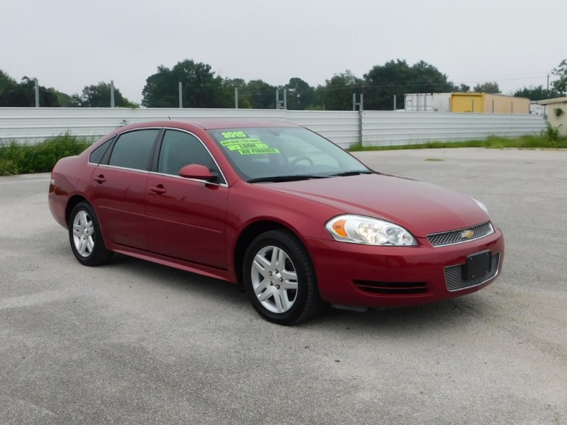 Chevrolet Impala Limited 2015 price $8,995