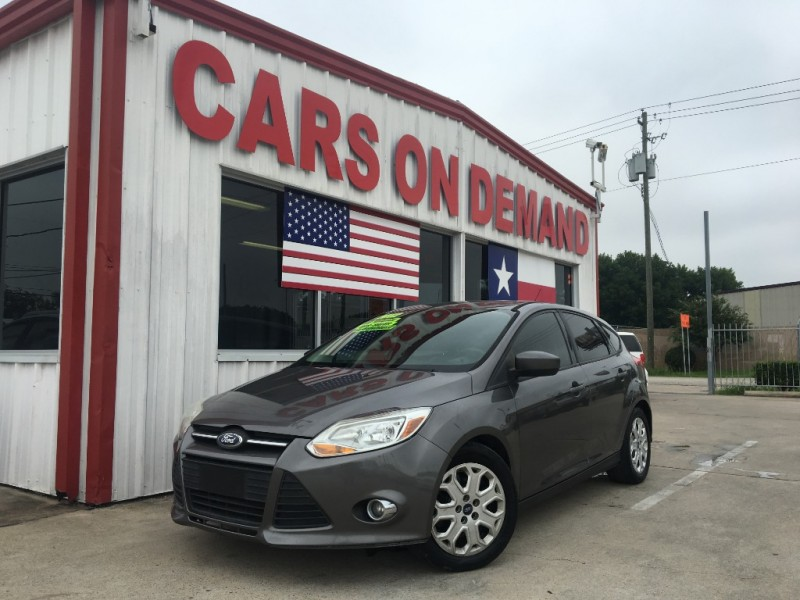 Ford Focus 2012 price $5,495