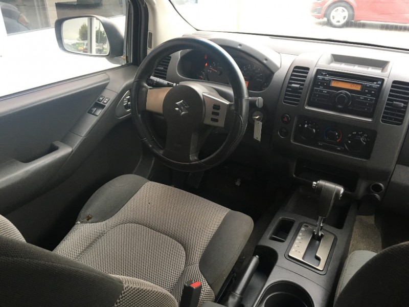 Suzuki Equator 2009 price $6,995