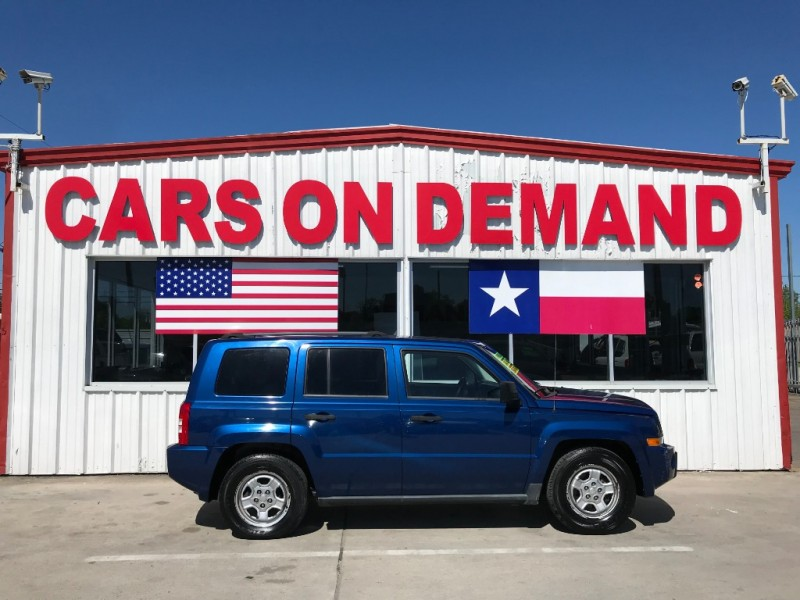 Jeep Patriot 2009 price $4,995