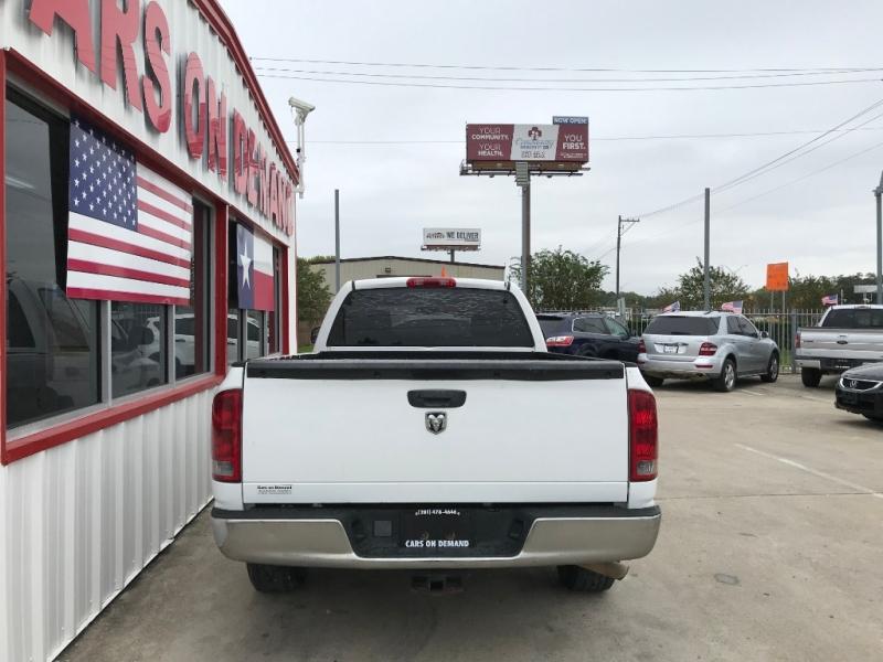 Dodge Ram 1500 2006 price $4,995