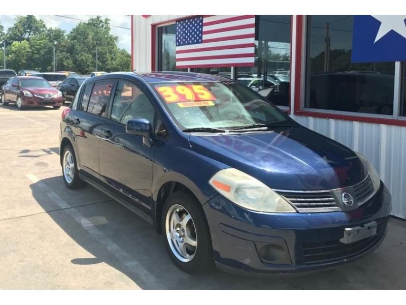 Nissan Versa 2008 price $4,995