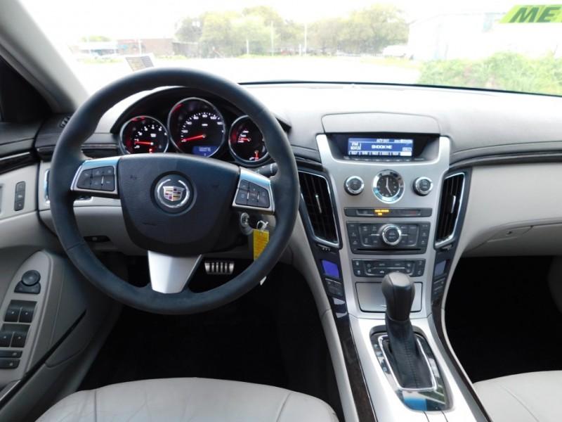 Cadillac CTS Sedan 2013 price $10,995