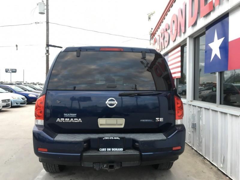 Nissan Armada 2010 price $6,995