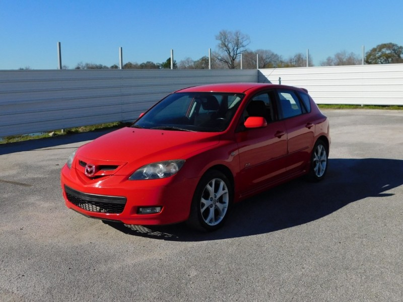 2007 Mazda Mazda3 5dr Hb Manual S Grand Touring