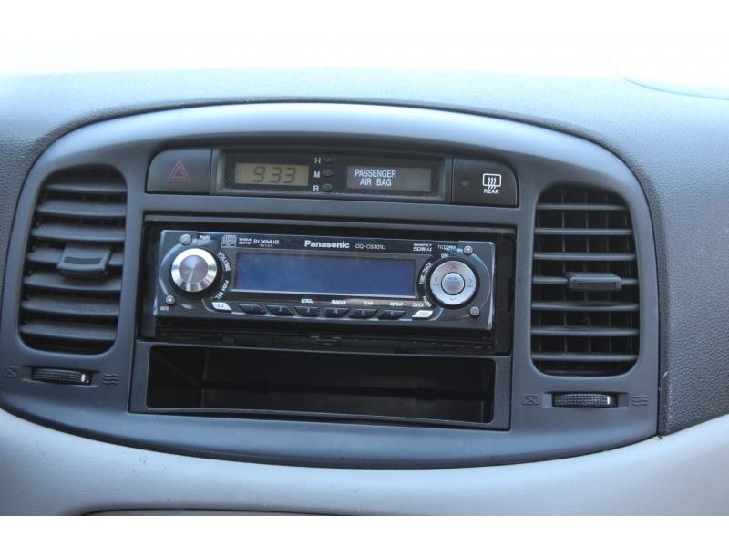 Hyundai Accent 2008 price $2,995
