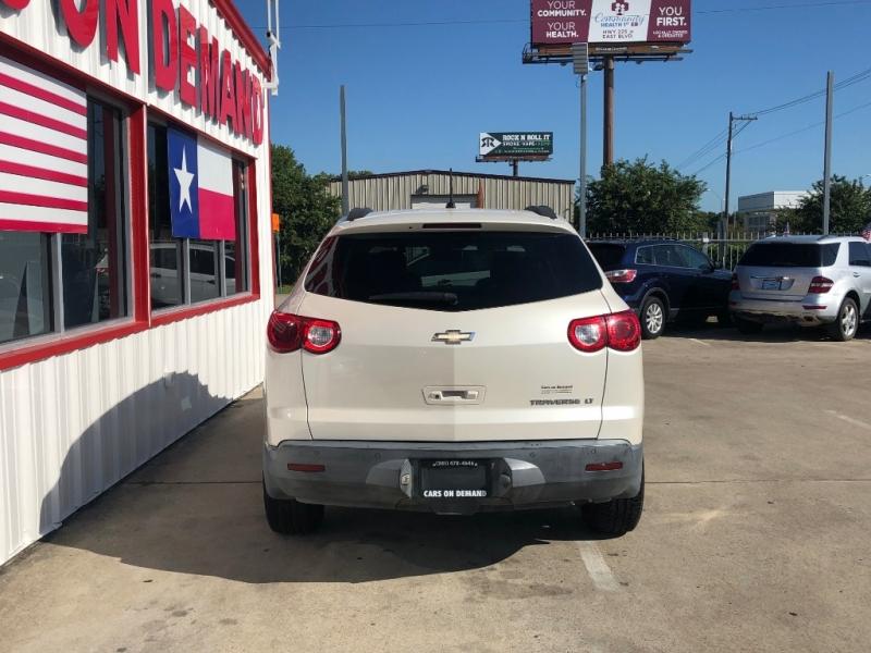 Chevrolet Traverse 2011 price $8,995