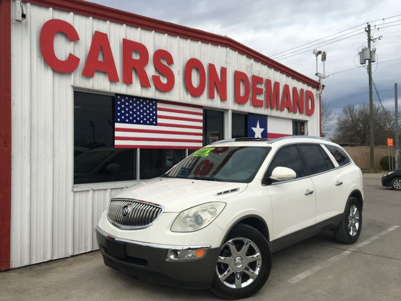Buick Enclave 2008 price $5,995
