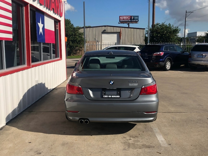 BMW 5-Series 2008 price $6,995