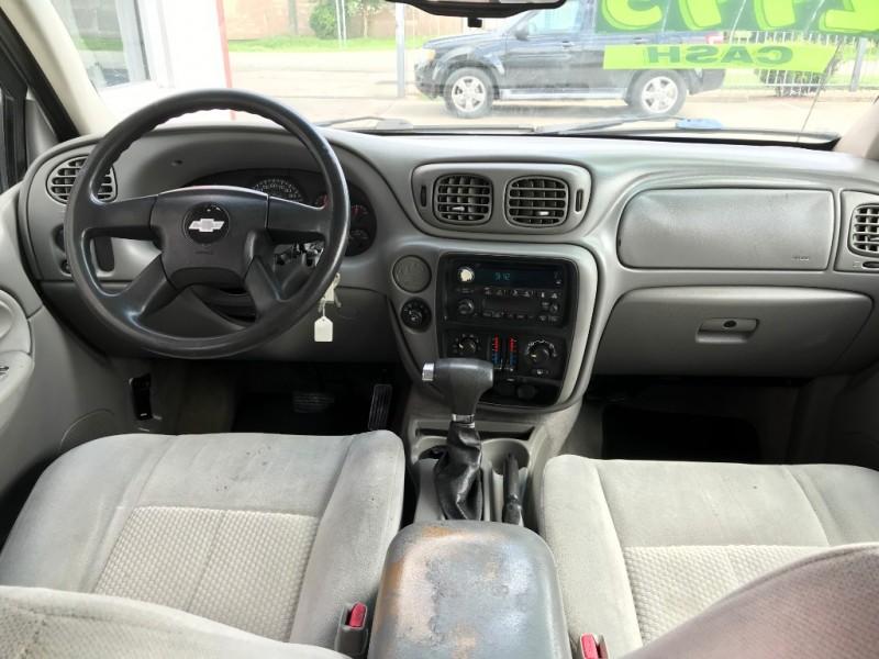 Chevrolet TrailBlazer 2008 price $2,995