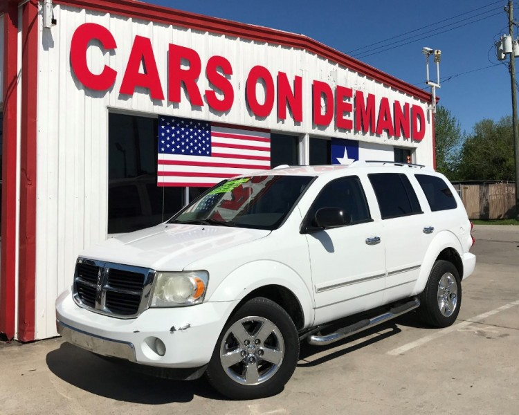 Dodge Durango 2008 price $6,995