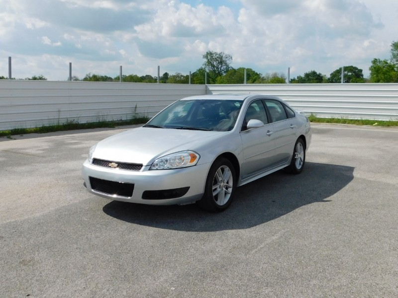 Chevrolet Impala Limited 2015 price $10,995